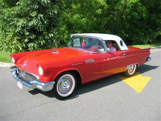 1957 Ford Thunderbird (CC-1462624) for sale in Cadillac, Michigan
