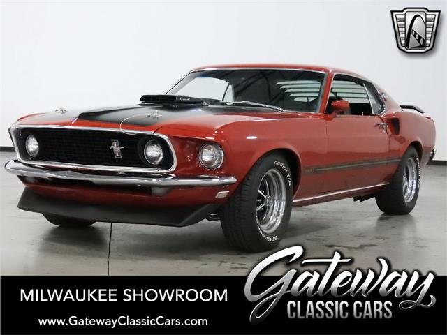 1969 Ford Mustang (CC-1460263) for sale in O'Fallon, Illinois