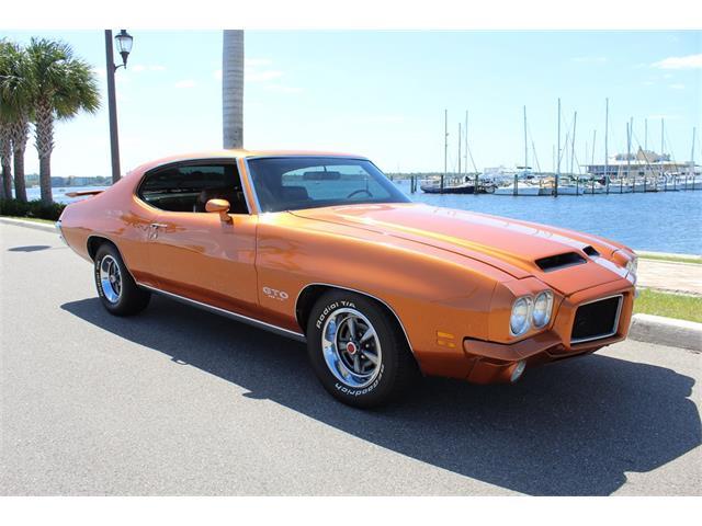 1971 Pontiac GTO (CC-1462631) for sale in Palmetto, Florida