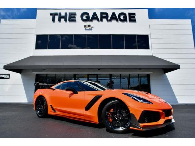 2019 Chevrolet Corvette (CC-1462632) for sale in Miami, Florida