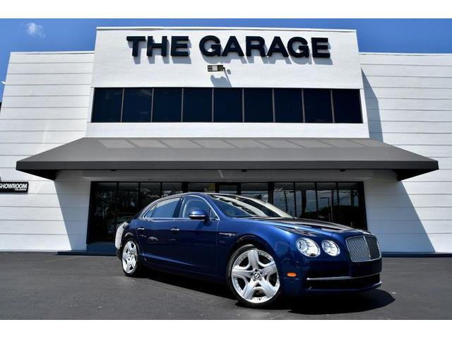 2015 Bentley Flying Spur (CC-1462637) for sale in Miami, Florida