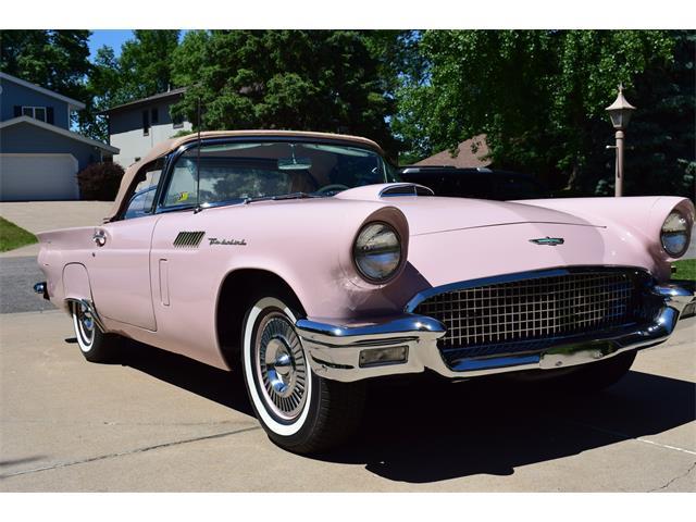 1957 Ford Thunderbird (CC-1462646) for sale in Roseville, Minnesota