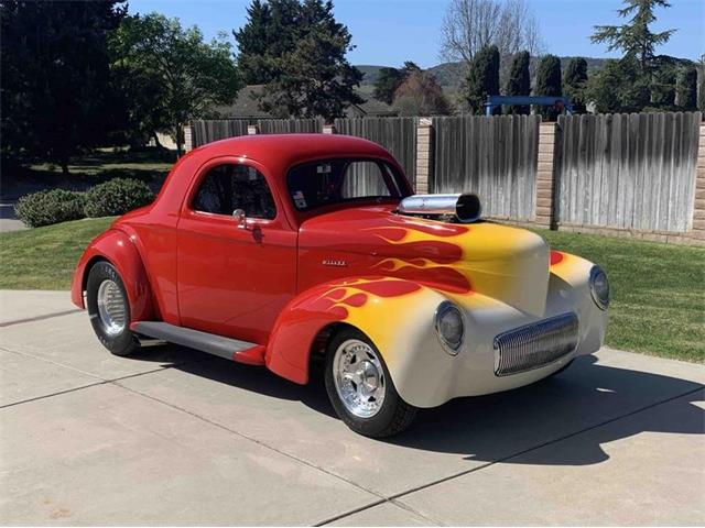 1941 Willys 2-Dr Coupe (CC-1462660) for sale in Santa Maria, California