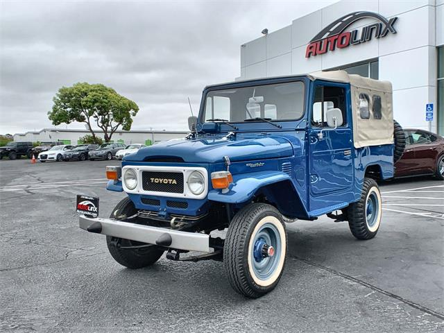 1982 Toyota Land Cruiser FJ (CC-1462661) for sale in Vallejo, California