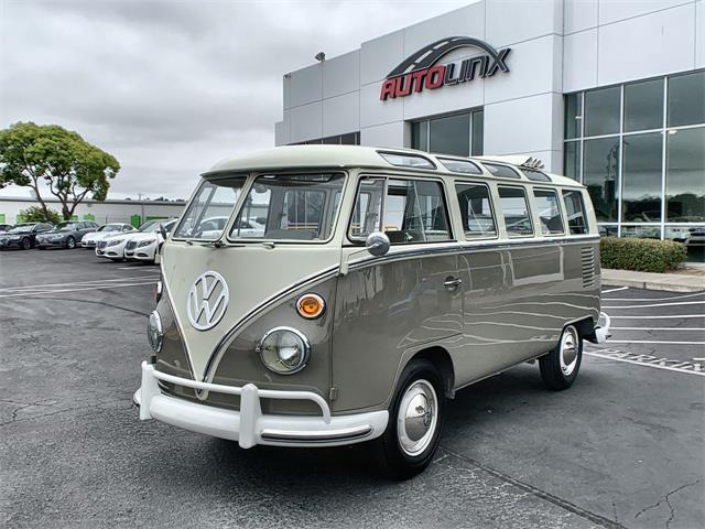 1964 Volkswagen Bus (CC-1462662) for sale in Vallejo, California