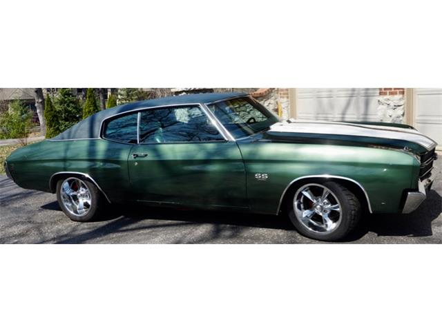1970 Chevrolet Chevelle SS (CC-1462672) for sale in ST. CHARLES, Illinois