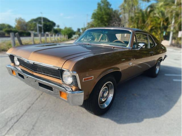 1971 Chevrolet Nova (CC-1460268) for sale in Delray Beach, Florida