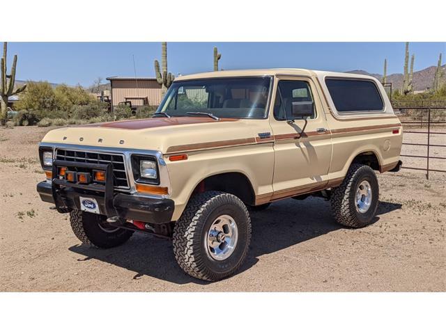 1979 Ford Bronco (CC-1462702) for sale in North Scottsdale, Arizona