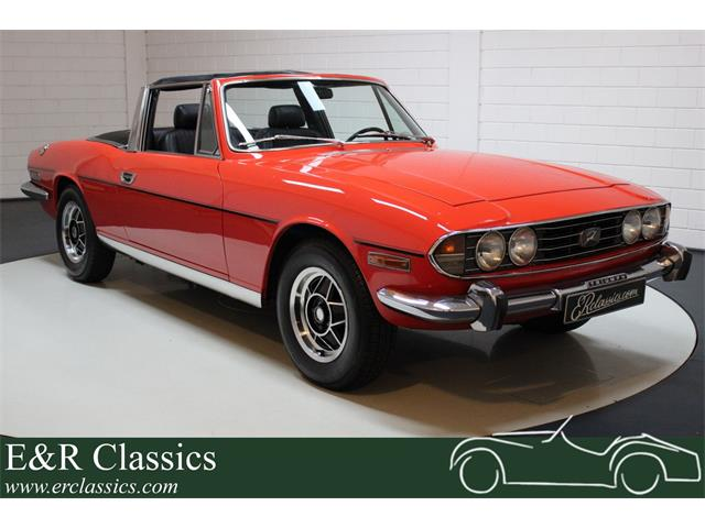 1976 Triumph Stag (CC-1462714) for sale in Waalwijk, [nl] Pays-Bas