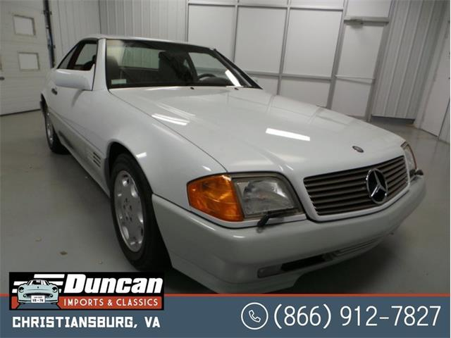 1993 Mercedes-Benz 500 (CC-1462722) for sale in Christiansburg, Virginia