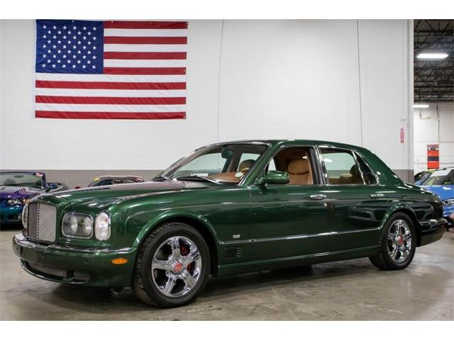 2001 Bentley Arnage (CC-1462726) for sale in Kentwood, Michigan