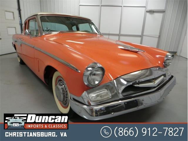 1955 Studebaker Commander (CC-1462731) for sale in Christiansburg, Virginia