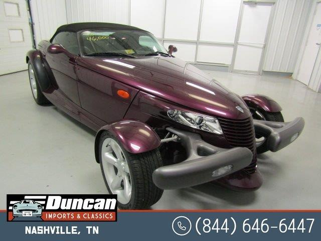 1999 Plymouth Prowler (CC-1462733) for sale in Christiansburg, Virginia