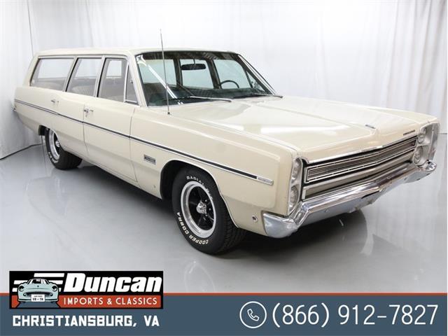 1968 Plymouth Suburban (CC-1462737) for sale in Christiansburg, Virginia