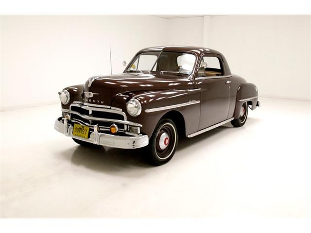 1950 Plymouth Coupe (CC-1462743) for sale in Morgantown, Pennsylvania
