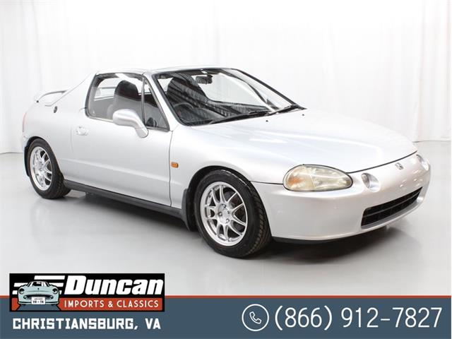 1992 Honda CRX (CC-1462744) for sale in Christiansburg, Virginia
