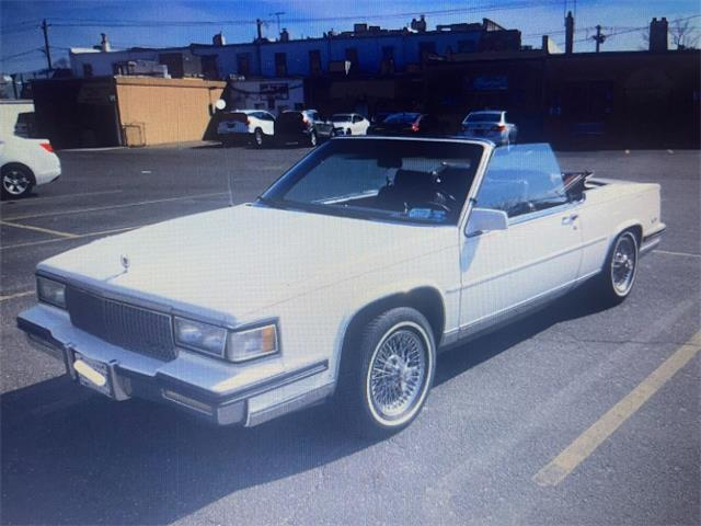 1988 Cadillac DeVille (CC-1462747) for sale in Stratford, New Jersey