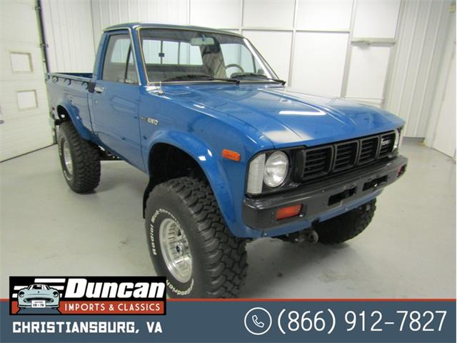 1980 Toyota Hilux (CC-1462748) for sale in Christiansburg, Virginia