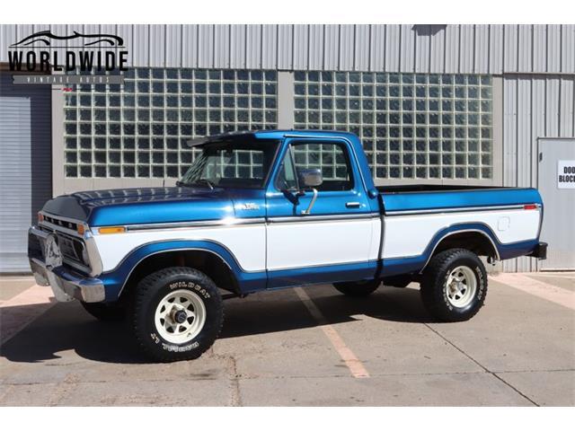 1977 Ford F150 (CC-1462749) for sale in Denver , Colorado
