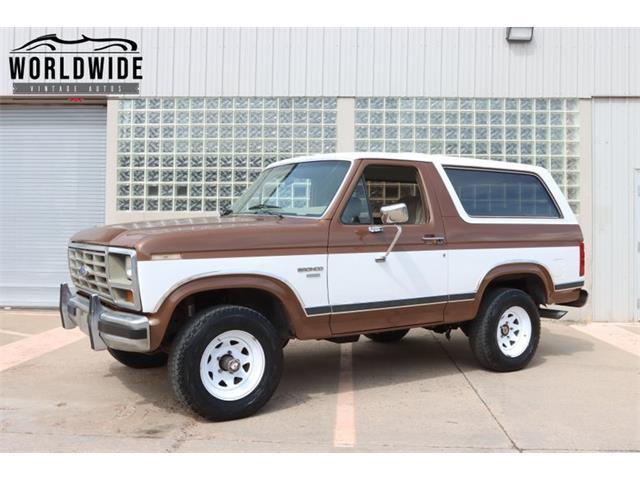 1986 Ford Bronco (CC-1462755) for sale in Denver , Colorado