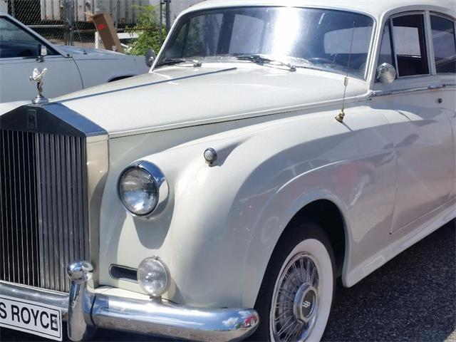 1958 Rolls-Royce Silver Cloud (CC-1462756) for sale in Stratford, New Jersey