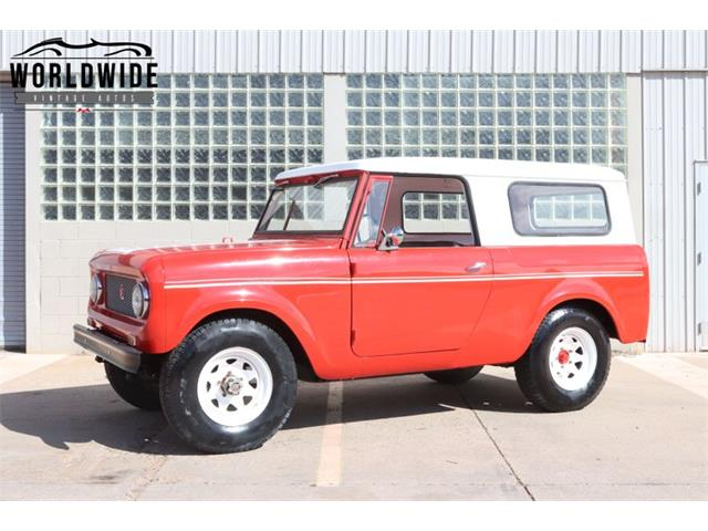 1963 International Scout (CC-1462759) for sale in Denver , Colorado