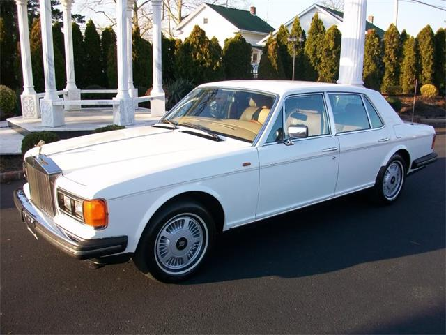 1986 Rolls-Royce Silver Spur (CC-1462763) for sale in Stratford, New Jersey