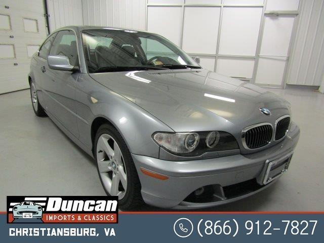 2004 BMW 325 (CC-1462765) for sale in Christiansburg, Virginia