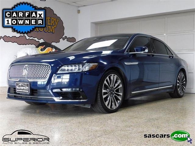 2018 Lincoln Continental (CC-1462766) for sale in Hamburg, New York