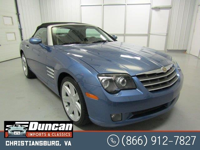 2006 Chrysler Crossfire (CC-1462771) for sale in Christiansburg, Virginia