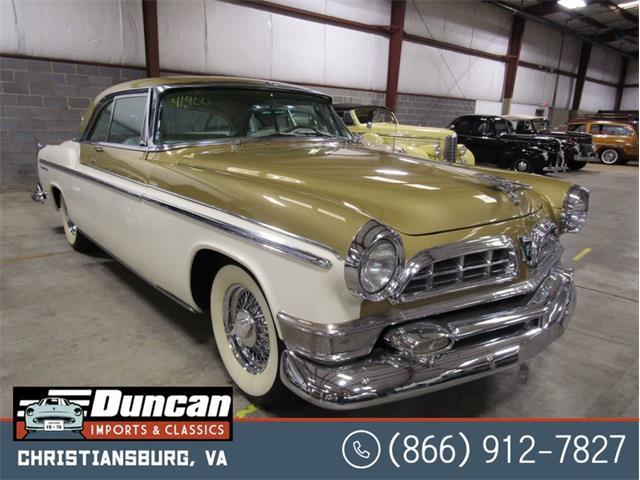 1955 Chrysler New Yorker (CC-1462772) for sale in Christiansburg, Virginia