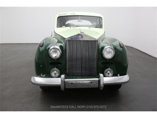 1955 Rolls-Royce Silver Dawn (CC-1462777) for sale in Beverly Hills, California
