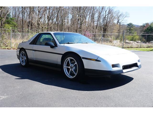 1988 Pontiac Fiero (CC-1462780) for sale in Greensboro, North Carolina