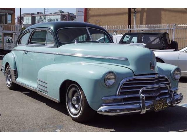 1946 Chevrolet Fleetline (CC-1462781) for sale in Cadillac, Michigan