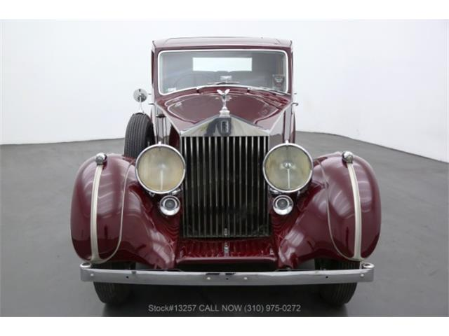 1938 Rolls-Royce Park Ward (CC-1462782) for sale in Beverly Hills, California