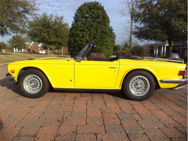 1975 Triumph TR6 (CC-1462783) for sale in Greensboro, North Carolina