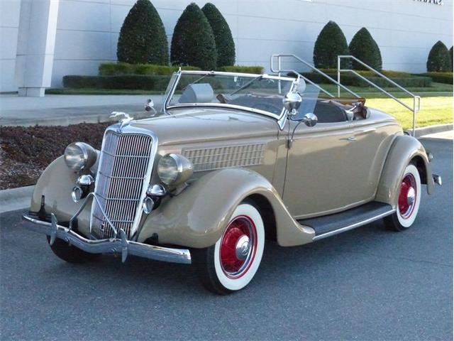 1935 Ford Deluxe (CC-1462797) for sale in Greensboro, North Carolina