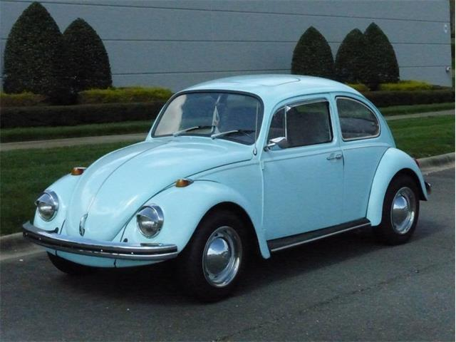 1968 Volkswagen Beetle (CC-1462798) for sale in Greensboro, North Carolina