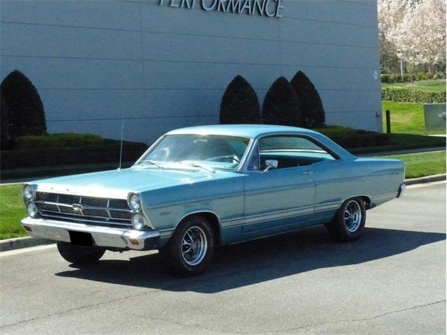 1967 Ford Fairlane (CC-1462801) for sale in Greensboro, North Carolina