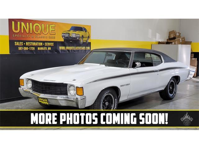 1972 Chevrolet Chevelle (CC-1462812) for sale in Mankato, Minnesota