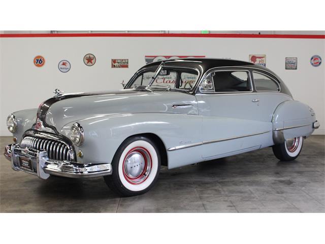 1947 Buick Roadmaster (CC-1462817) for sale in Fairfield, California