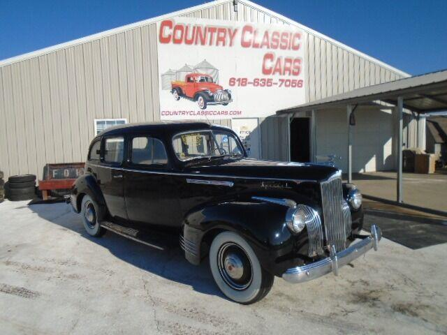 1941 Packard Series 1900 (CC-1462818) for sale in Staunton, Illinois