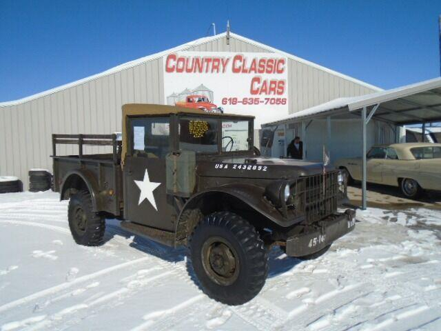 1952 Dodge M-37 (CC-1462819) for sale in Staunton, Illinois