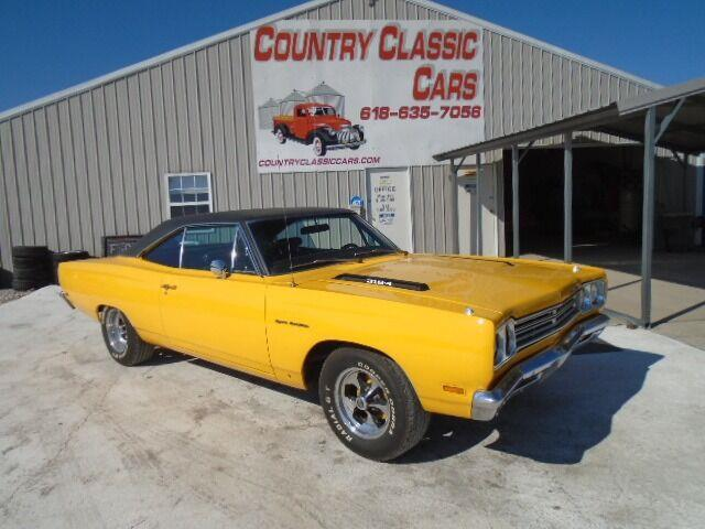 1969 Plymouth Satellite (CC-1462821) for sale in Staunton, Illinois