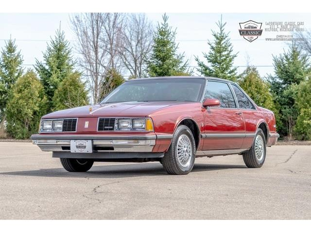 1986 Oldsmobile Coupe (CC-1462822) for sale in Milford, Michigan