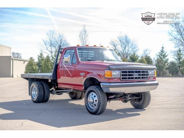 1991 Ford F350 (CC-1462824) for sale in Milford, Michigan