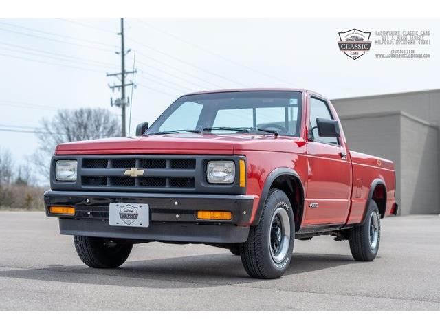 1991 Chevrolet S10 (CC-1462830) for sale in Milford, Michigan