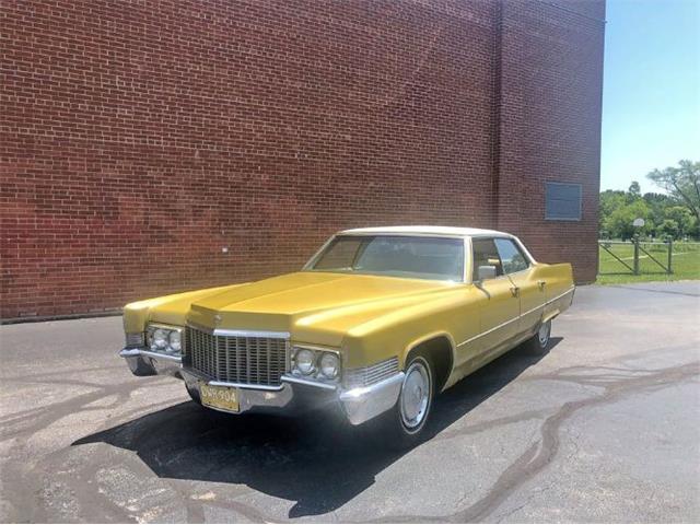 1970 Cadillac DeVille (CC-1462832) for sale in Cadillac, Michigan