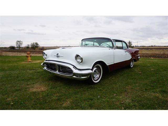 1956 Oldsmobile 98 Deluxe (CC-1462837) for sale in Clarence, Iowa