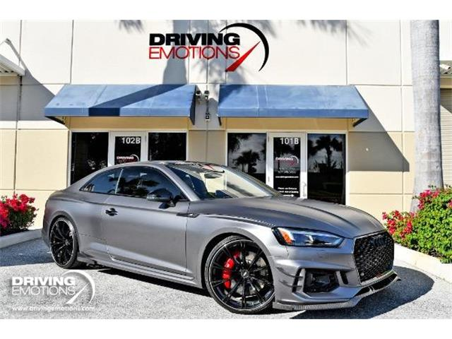2018 Audi RS5 (CC-1462839) for sale in West Palm Beach, Florida